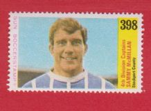 Stockport County Sammy McMillan 388